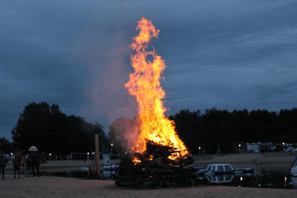 Festivités de la St-Jean-Baptiste